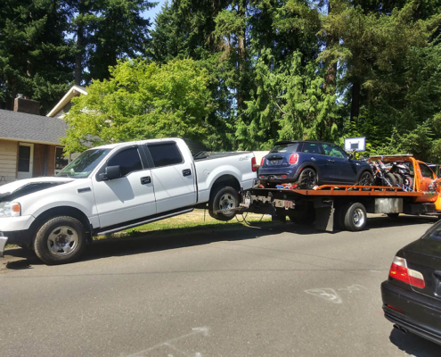 Flatbed Towing Spanaway